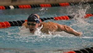 swimmer zach fong