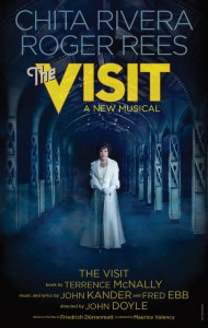 broadway actorvisit poster
