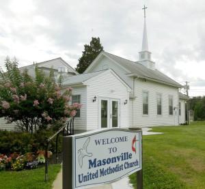 Masonville-Rancocas United Methodist Church
