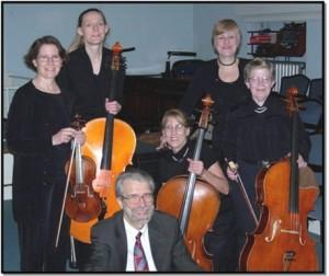 Haddonfield Cello - 06-03-13