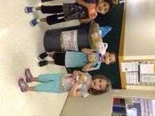 Chesterbrook food donations 2