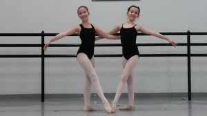 Nutcracker Sophie and Alexa