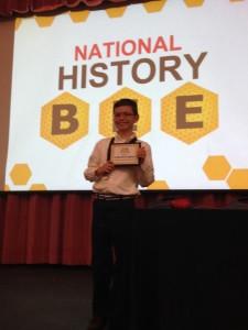 History bee Anthony Hays