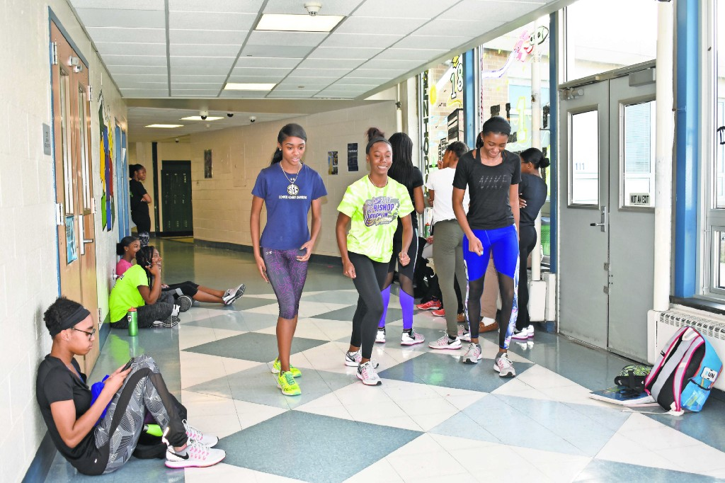 Winslow Township girls track team wins 12th sectional in