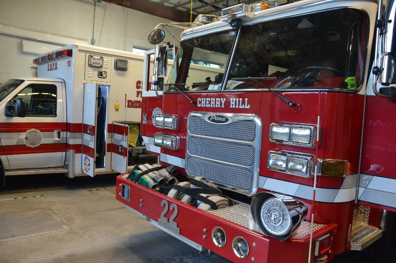 Cherry Hill Fire Department looking toward the future with new