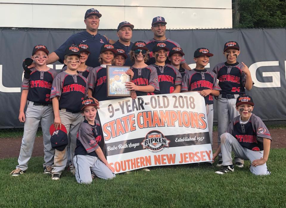 Cherry Hill National wins state title in 9U division - The
