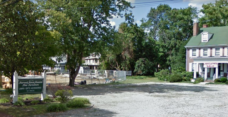 Evesham Township Council Has Roved Redeveloper Marlton Mj Ociates Llc For A Proposed Complex Of 51 New Apartments Along Main Street At The Property