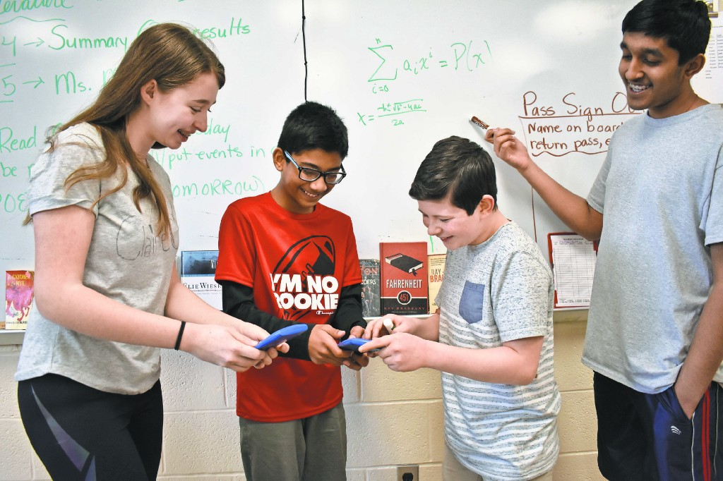 VMS clinches top prize in South Jersey MathCounts