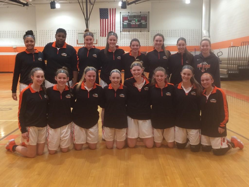 Cherokee High School Girls Basketball