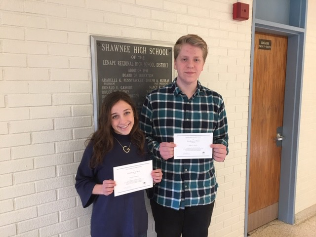 Shawnee High School students have advanced to National Merit