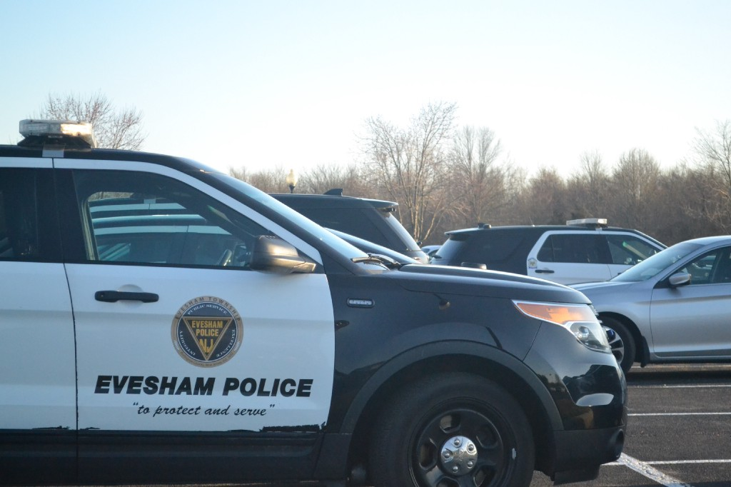 Evesham Police arrest Philadelphia pair on charges of allegedly
