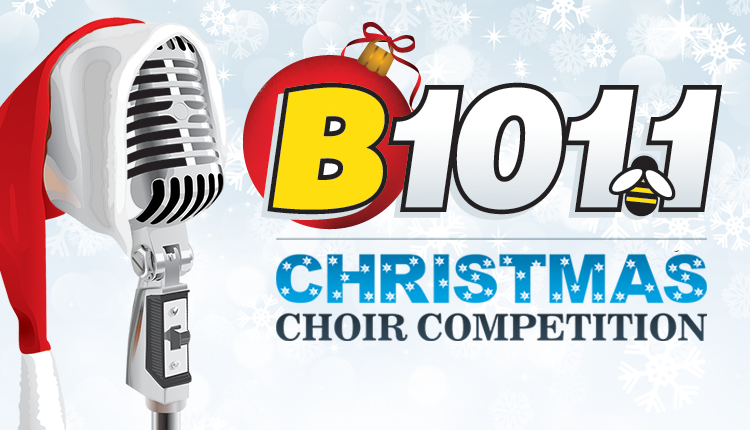 B101 Christmas Choir Competition 2020 Support Eleanor Rush in B101.1's Christmas Choir Competition   The