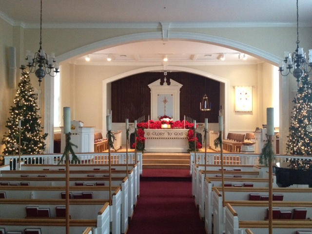 Easter worship services to be held at Lutheran Church of Our ...