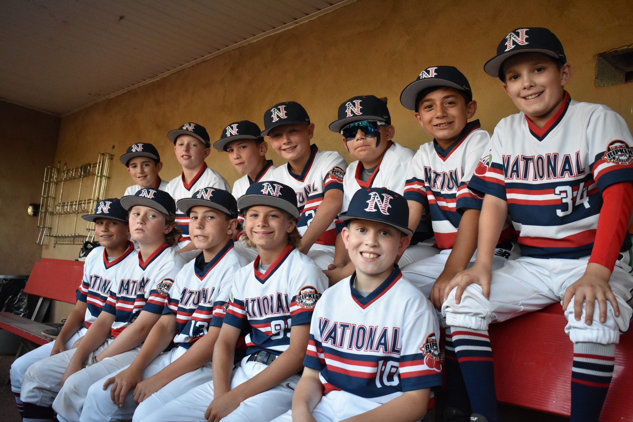 Little Big League: Cherry Hill National rolls into