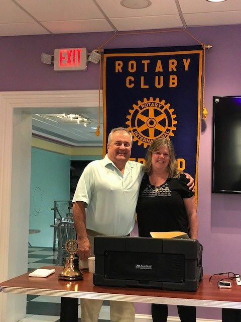 Meet Susan Miller, the new president of Medford Sunrise Rotary - The