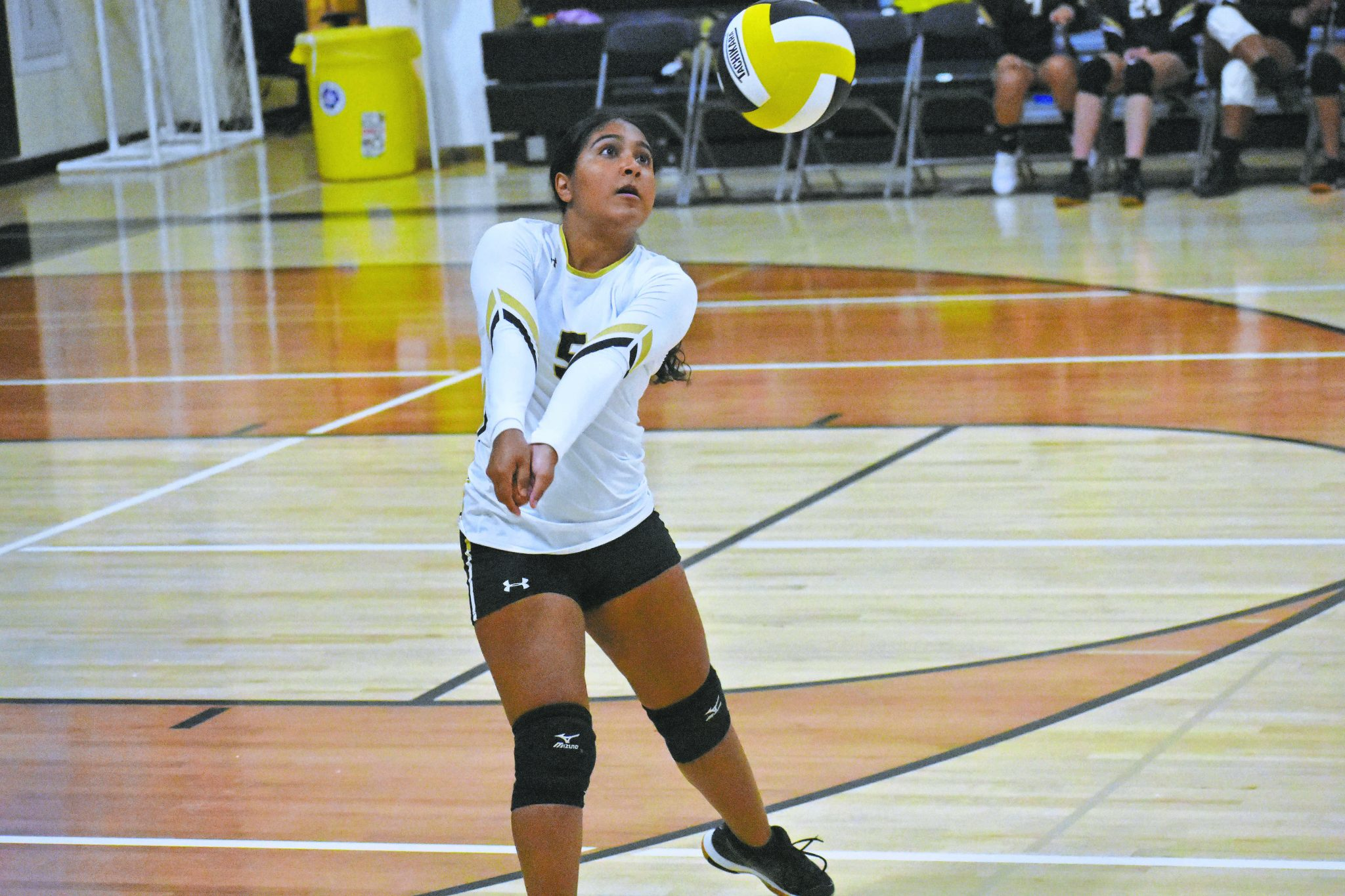 Serves Up Burlington Township Timber Creek Among Local Schools Making Their Debut In Girls Volleyball The Sun Newspapers